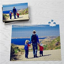 Jumbo Personalized Photo Puzzle - 500 Pieces - 17568