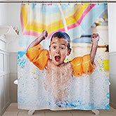 Personalized Photo Shower Curtain - 17582