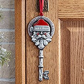 Santa's Magic Personalized Key - 17642