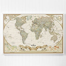 Personalized Travel Maps - National Geographic Maps - 17657