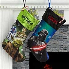 Star Wars Christmas Stockings Personalized - 17688