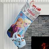 Personalized Disney Frozen Stockings - 17691