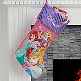 Personalized Disney Princess Stocking - 17692