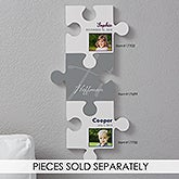 Personalized Wall Puzzle - Name & Photo - 17700