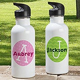 Personalized Name Kids Water Bottle - Just Me - 17709
