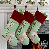 Precious Moments Baby Personalized Stocking - 17771
