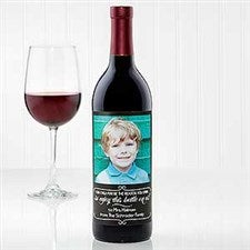 Personalized Wine Bottle Labels - The Reason You Drink - 17789