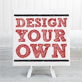 Design Your Own Personalized 8x8 Canvas Print - 17807