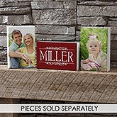Personalized Decorative Name Shelf Blocks - 17856