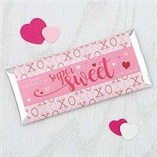 Personalized Candy Bar Wrappers - Super Sweet - 17992