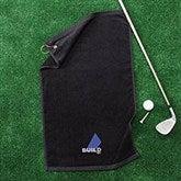 Personalized Logo Golf Towel  - 17999