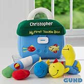 My First Tackle Box - Personalized Playset by Baby Gund - 18017