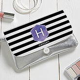 Personalized Wristlet - Modern Stripe - 18110