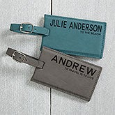 Personalized Bag Tags - Add Name And Quote - 18119