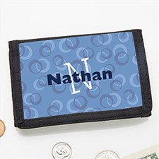 Personalized Kids Wallets - Add Any Name - 18122