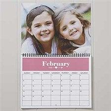 Seasons Personalized Wall Calendar | Photo Calendars - 18173
