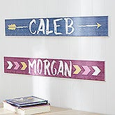 Name Decor Personalized Wooden Signs - 18249