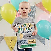 Kids' Birthday Sign Personalized Dry Erase Board - 18256