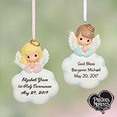 Personalized Keepsake Ornaments - First Communion Ornaments - 18306