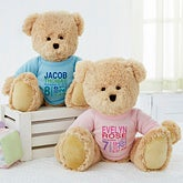 Personalized Teddy Bears For Babies - Baby Birth Info - 18307