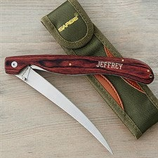 Personalized Fillet Knife - Sarge Knife - 18330