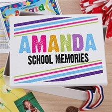 Personalized Memory Box for Kids - 18394