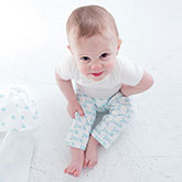 Personalized Baby Leggings - Classic Name - 18416D