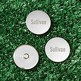 Personalized Golf Marker Set of 3 - 18418