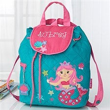 Personalized Kids' Backpack for Girls - Mermaid - 18442