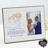 Personalized Wedding Picture Frame - Precious Moments - 18467