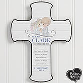 Personalized Wedding Cross - Precious Moments - 18468