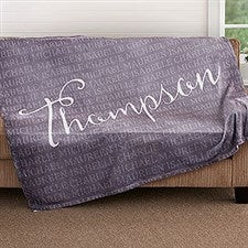 Personalized Blankets - Together Forever - 18490