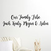 Custom Wall Decals - Write Your Own - 18528