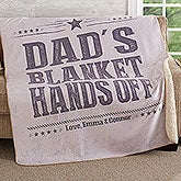 Personalized Sherpa Blankets For Him - 18629