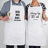 Personalized Apron & Potholder - Kitchen Expressions - 18634