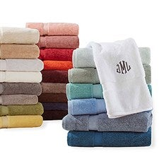Personalized Wamsutta Turkish Cotton Towels - 18673