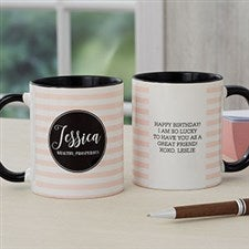 Name Meaning Custom Coffee Mugs - 18720
