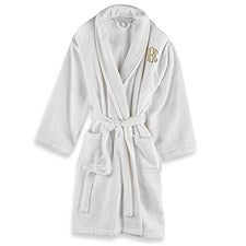 Personalized Wamsutta Unisex Terry Bathrobe - 18724