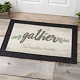Personalized Doormats - Cozy Home Collection - 18743