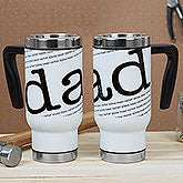 Personalized Travel Mug - Our Special Guy - 18771