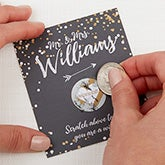 Personalized Bridal Shower Games - Sparkling Love - 18925
