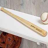 Baby Announcement Personalized Mini Baseball Bat - 18952