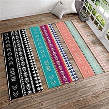Personalized Yoga Mats - Bohemian Chic - 18981