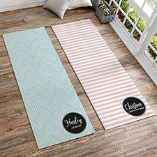 Personalized Yoga Mats - Name Meaning - 18984