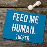Personalized Pet Food Mats - Add Any Text - 19019