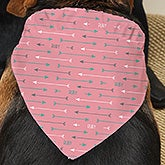 Personalized Dog Bandana - Modern Arrow - 19042
