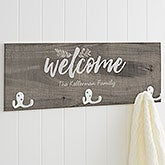 Personalized Coat Rack - Cozy Home - 19105