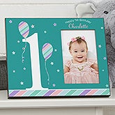 Personalized Birthday Picture Frames - Birthday Girl - 19140