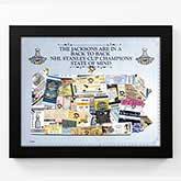 Pittsburgh Penguins Champions Personalized Sports Print - 19150D