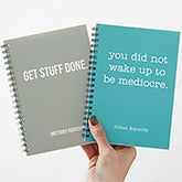 Personalized Mini Notebooks - Expressions - 19217